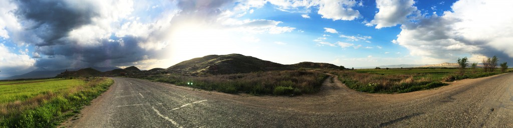 Хор Вирап пейзажи
