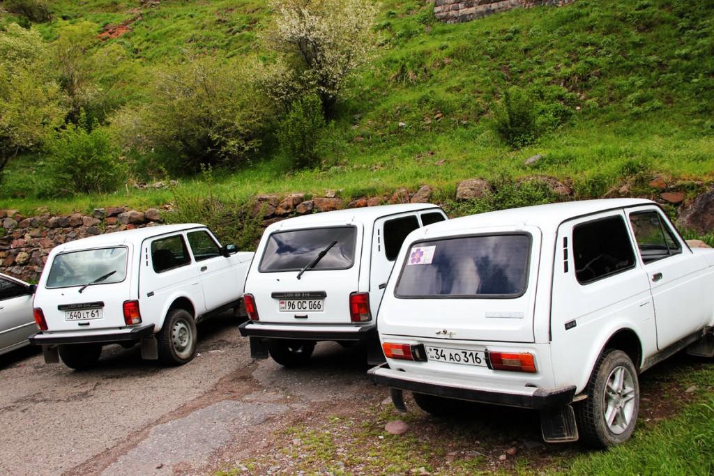 Автомобили Армении