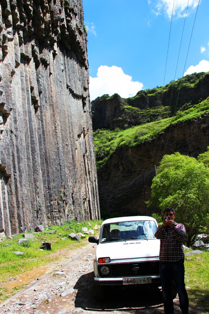 Симфония камней в Армении