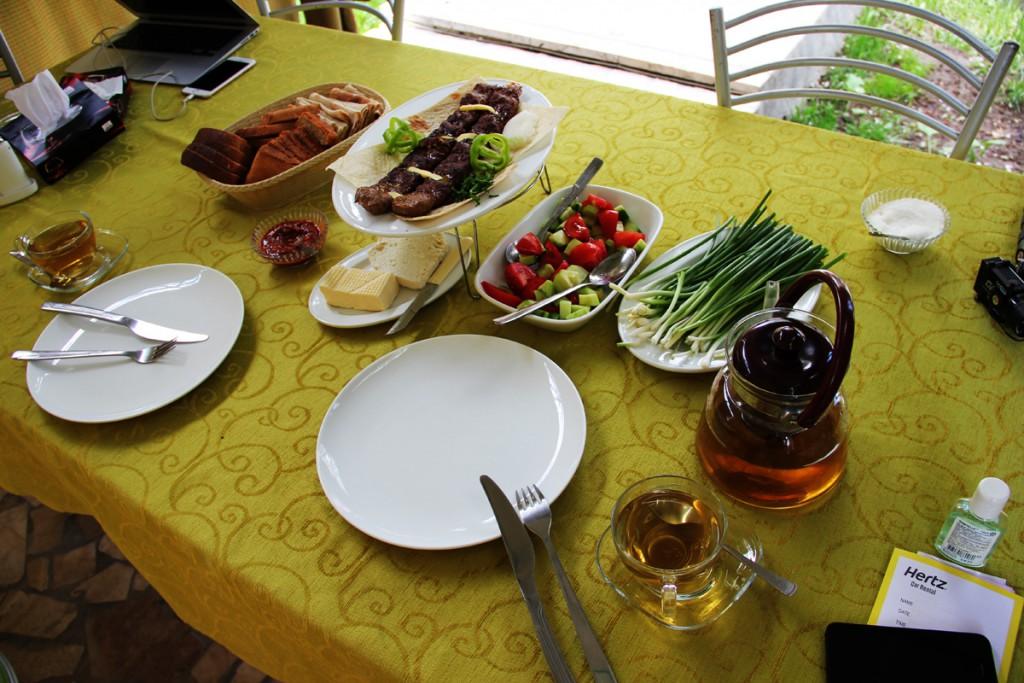 Еда в Армении