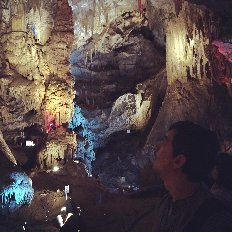 пещера прометей